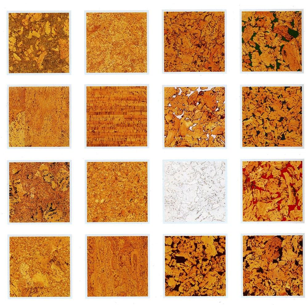 Пробковые плиты- наиболее долговечный вид пробковых покрытий.
