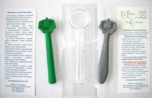 Алмазный стеклорез отечественного производства