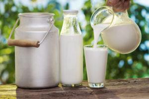 Коровье молоко придает линолеуму блеск