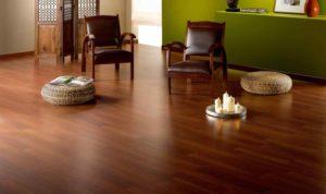Выбор ламината повышенной прочности в квартире позволит увеличить срок его службы