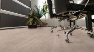 Износоустойчивость ламината важна в помещениях в высокой проходимостью