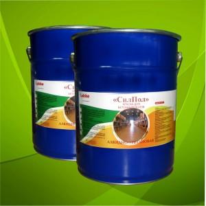 Алкидная краска для бетона
