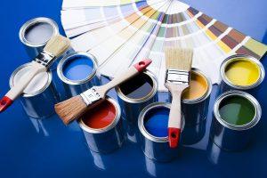 Краски для пола