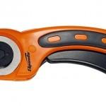 Нож 45 мм с вращающимся лезвием-роликом