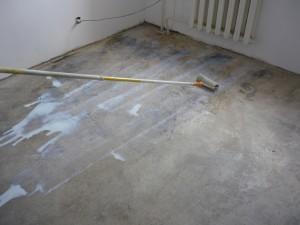 Грунтовка и пропитка бетонного основания
