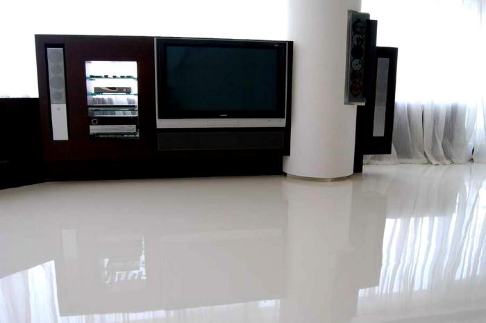 Наливной пол для квартиры какой выбрать