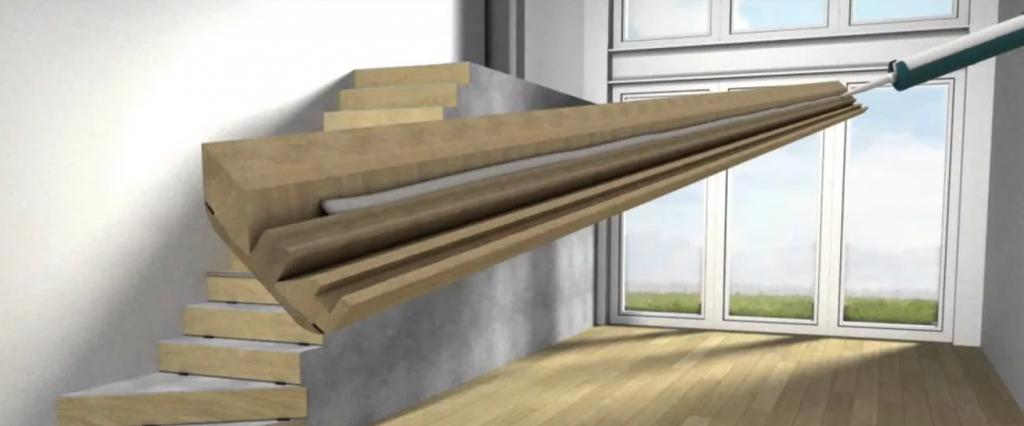 Обзор ламината для лестницы