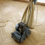 Циклевочный аппарат