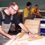 Производство ламината немецкого качества