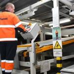Производство ламината немецкого качества 34 класса на фабрике