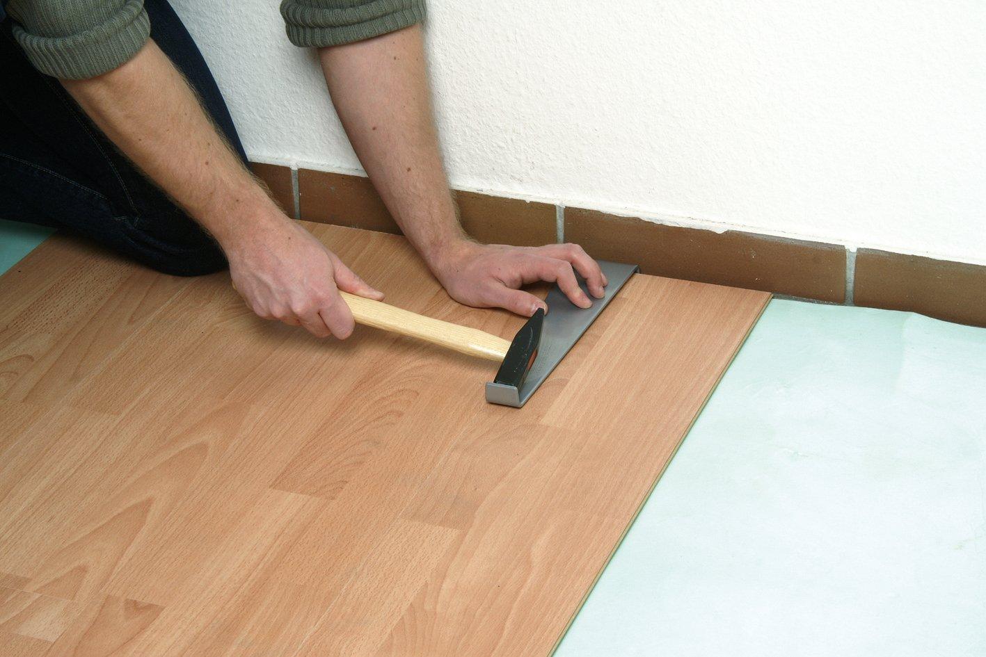 Как положить ламинат на бетонный пол - НашПол 92