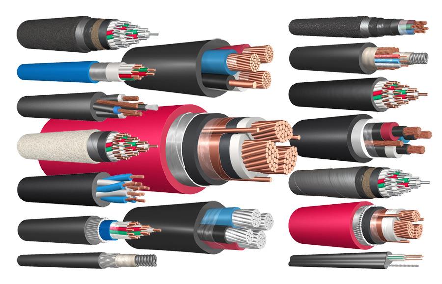 кабели контрольные